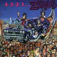 The Zeros 4 - 3 - 2 - 1... The Zeros Album Cover