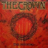 [The Crown The Burning Album Cover]