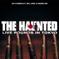 [The Haunted Live Rounds in Tokyo Album Cover]