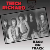 [Thick Richard Back On Track Album Cover]