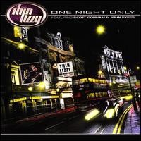 Thin Lizzy One Night Only Album Cover