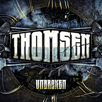 [Thomsen Unbroken Album Cover]