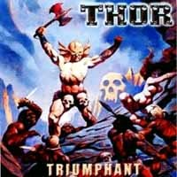 [Thor Triumphant Album Cover]