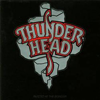Thunderhead Busted At the Border Album Cover