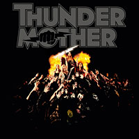 Thundermother Heat Wave Album Cover