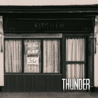 [Thunder All You Can Eat Album Cover]