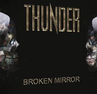 [Thunder Broken Mirror Album Cover]