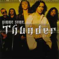 [Thunder Gimme Some Thunder Album Cover]