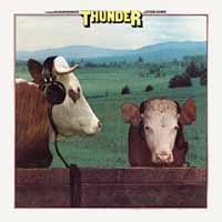 [Thunder Headphones for Cows Album Cover]