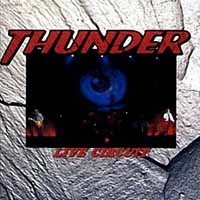 [Thunder Live Circuit Album Cover]
