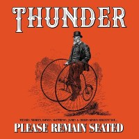 [Thunder Please Remain Seated Album Cover]