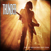 [Thunder The EP Sessions 2007-2008 Album Cover]