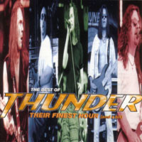 [Thunder Their Finest Hour... and a Bit Album Cover]
