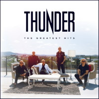 [Thunder The Greatest Hits Album Cover]