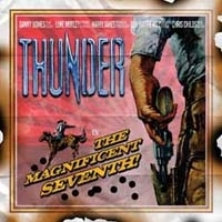 [Thunder The Magnificent Seventh! Album Cover]