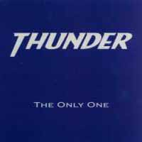 [Thunder The Only One Album Cover]