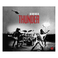 Thunder The Very Best of Thunder Album Cover