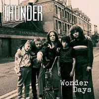 [Thunder Wonder Days Album Cover]
