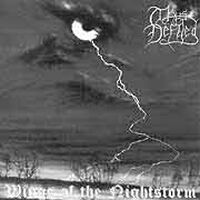 [Thus Defiled Wings of the Nightstorm Album Cover]