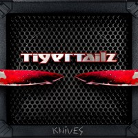 Tigertailz Knives Album Cover