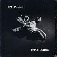[Tim Hall's If Imperfection Album Cover]
