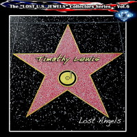 [Timothy Lewis Lost Angels Album Cover]
