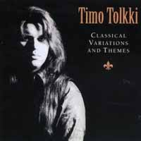 [Timo Tolkki Classical Variations and Themes Album Cover]