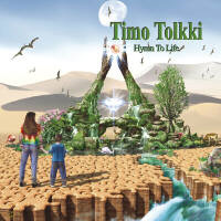 Timo Tolkki Hymn To Life Album Cover