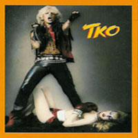 [TKO In Your Face Album Cover]