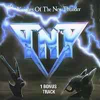 [TNT Knights of the New Thunder Album Cover]