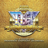[TNT 30th Anniversary 1982-2012 - Live In Concert With Trondheim Symphony Orchestra Album Cover]