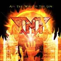 [TNT All The Way To The Sun Album Cover]
