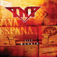[TNT Live In Madrid Album Cover]
