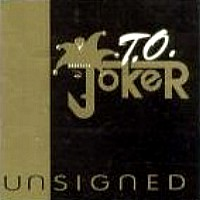 [T.O. Joker Unsigned Album Cover]