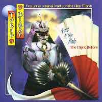 [Tokyo Blade Night of the Blade - The Night Before Album Cover]