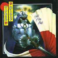 [Tokyo Blade Night of the Blade Album Cover]