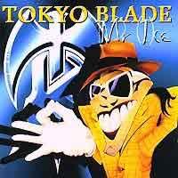 [Tokyo Blade Mr. Ice Album Cover]