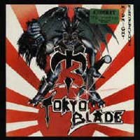 [Tokyo Blade Midnight Rendezvous Album Cover]