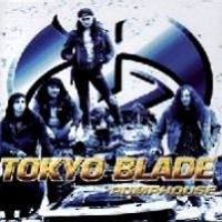[Tokyo Blade Pumphouse Album Cover]
