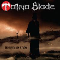 [Tokyo Blade Thousand Men Strong Album Cover]