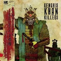 [Tokyo Blade Genghis Khan Killers Album Cover]