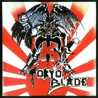 [Tokyo Blade Tokyo Blade Album Cover]