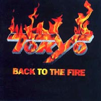 [Tokyo Back To The Fire Album Cover]