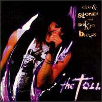 The Toll Sticks and Stones and Broken Bones Album Cover