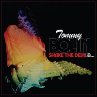 [Tommy Bolin Shake the Devil: The Lost Sessions Album Cover]