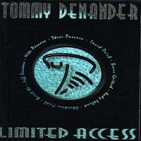 [Tommy Denander Limited Access Album Cover]