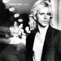 [Tommy Shaw What If Album Cover]