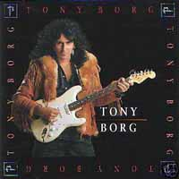 [Tony Borg Tony Borg Album Cover]