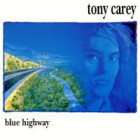 Tony Carey Blue Highway Album Cover