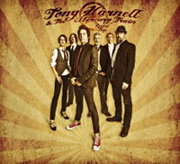 [Tony Harnell and the Mercury Train Round Trip Album Cover]